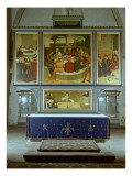 Reformation Altarpiece, 1547 Premium Giclee Print by Lucas Cranach the Elder