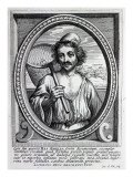 Masaniello, Engraved by Petrus De Iode Giclee Print by Dutch School