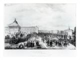 University College School, London, 1835 Giclee Print by  Scharf