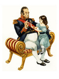 When They Were Young: Queen Victoria Giclee Print by Peter Jackson
