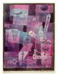 Analysis of Diverse Perversities, 1922 Giclee Print by Paul Klee