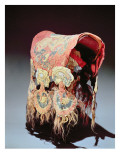 Saddle Cover with Griffins Attacking Goats Giclee Print by Scythian
