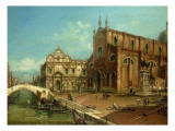 The Church of San Giovanni E Paolo, Venice Giclee Print by William James