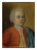Carl Philipp Emanuel Bach, C.1733 Giclee Print by  German School