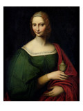Portrait of a Lady as the Magdalen Giclee Print by Gianpietrino Ricci or Pedrini