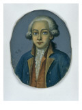 Anastasius Ludwig Mencken, C.1780 Giclee Print by  German School