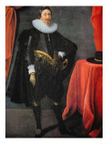 George Calvert, 1st Baron Baltimore Giclee Print by Daniel Mytens