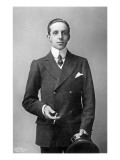King Alfonso Xiii of Spain, C.1910 Giclee Print