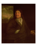 Portrait of Johann Ambrosius Bach Giclee Print by  German School