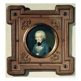 Portrait of Wolfgang Amadeus Mozart Giclee Print by Martin Koller