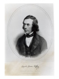 Charles Gavan Duffy, Lithographed by H. O'Neill Giclee Print by  English Photographer