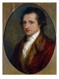 Johann Wolfgang Von Goethe, 1775 Giclee Print by Angelica Kauffmann