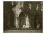 The Ancient Vestry, September 1845 Giclee Print by Talbot