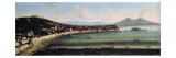 The Bay of Naples from the West, 1710 Giclee Print by  Ruiz