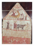 The Park and Procession of Charon Giclee Print by  Etruscan