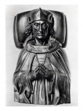 Effigy of Henry Vii in Westminster Abbey Giclee Print by Pietro Torrigiano