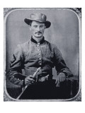 Marmaduke Marshall, Confederate Army Soldier Giclee Print by American Photographer 