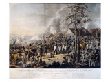 Scene after the Battle of Waterloo, 18th June 1815 Giclee Print by  German School