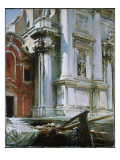 Church of St. Stae, Venice, 1913 Giclee Print by John Singer Sargent