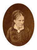 Portrait Bust of Anna G. Dostyevskaya Giclee Print by N.A. Lorenkovich