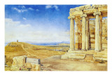 The Temple of Athena Nike, Acropolis, Athens, 1893 Giclee Print by Henry Roderick Newman