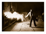 Ceaseless Activity in Iron Works Giclee Print by  German photographer
