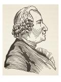 Diderot, Copy by Boris Mestchersky Giclee Print by Charles-Nicolas Cochin II