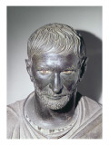 Capitoline Brutus, 4th-3rd Century Bc Giclee Print by  Roman