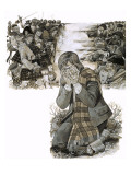 The Battle of Culloden, 1972 Giclee Print by Richard Hook