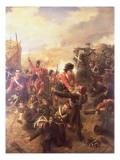 The Attack on the Redan, Sebastopol, C.1899 Giclee Print by Robert Alexander Hillingford