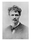 August Strindberg, 1st January, 1884 Giclee Print by  French Photographer