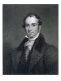 Louis Mclane, Engraved by Thomas Kelly Reproduction proc&#233;d&#233; gicl&#233;e par Gilbert Stuart Newton
