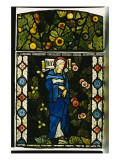 The Blessed Virgin Mary, Morris and Co. Giclee Print by Edward Burne-Jones
