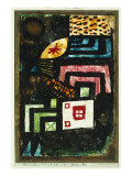 Study in Stone, 1923 Reproduction procédé giclée par Paul Klee