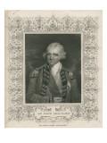 Sir Ralph Abercromby Giclee Print by John Hoppner