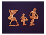 Dancers of Goddess Demeter Giclee Print by Scythian