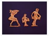 Dancers of Goddess Demeter Giclee Print by  Scythian