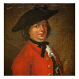 Hannah Snell, the Female Soldier Giclee Print by  English School