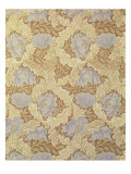 'Bower' Wallpaper Design Reproduction procédé giclée par Morris