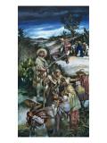 Jose Maria Morelos Giclee Print by Ron Embleton