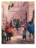 Verdi -- the Hero of Italy Giclee Print by Ralph Bruce
