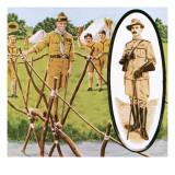 Robert Baden-Powell Giclee Print by John Keay