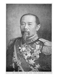 Prince Ito Hirobumi Giclee Print by W. And D. Downey