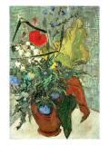 Bouquet of Wild Flowers Giclee Print by Vincent van Gogh