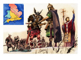 Vikings Concede Defeat, 1963 Giclee Print by Peter Jackson