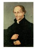 Philipp Melanchthon, Giclee Print, Lucas Cranach Elder