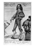 Thomas Urquhart, 1641 Giclee Print by George Glover