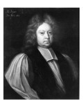 Thomas Sprat, 1683 Giclee Print by Michael Dahl