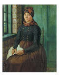 Girl from Fano, 1834 Giclee Print by  Speckter