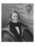 Charles Green, 1839 Giclee Print by George Perfect Harding